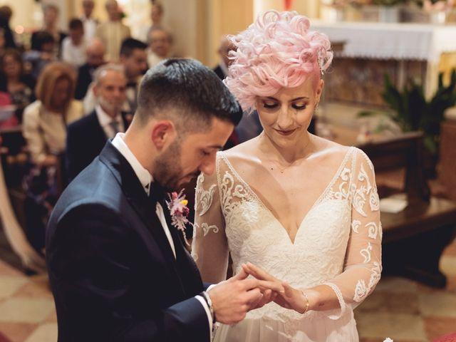 Il matrimonio di Andrea e Athena a Lazise, Verona 52
