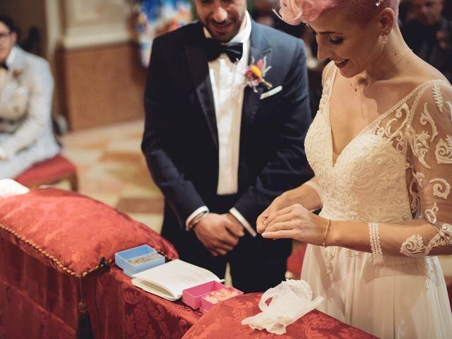 Il matrimonio di Andrea e Athena a Lazise, Verona 53