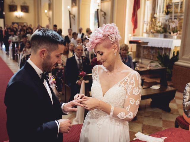 Il matrimonio di Andrea e Athena a Lazise, Verona 54