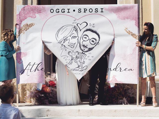 Il matrimonio di Andrea e Athena a Lazise, Verona 58