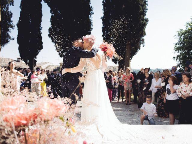 Il matrimonio di Andrea e Athena a Lazise, Verona 60