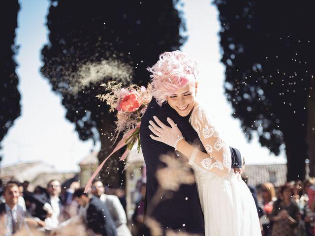 Il matrimonio di Andrea e Athena a Lazise, Verona 61