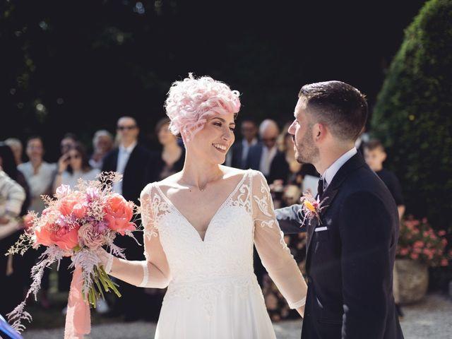 Il matrimonio di Andrea e Athena a Lazise, Verona 63