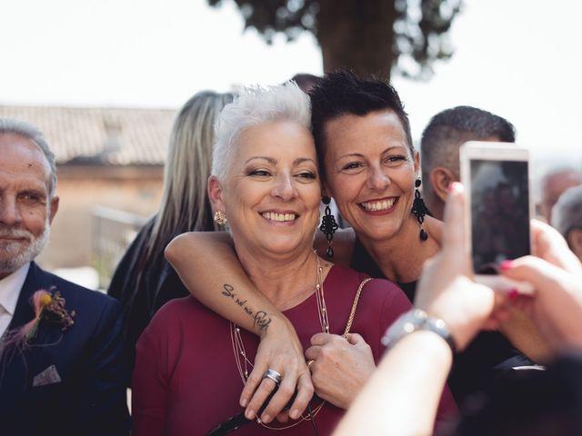 Il matrimonio di Andrea e Athena a Lazise, Verona 64