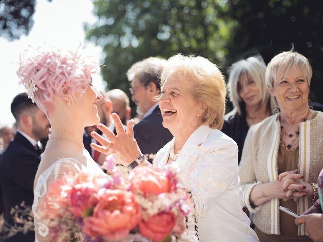 Il matrimonio di Andrea e Athena a Lazise, Verona 66