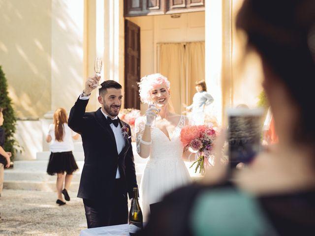 Il matrimonio di Andrea e Athena a Lazise, Verona 67