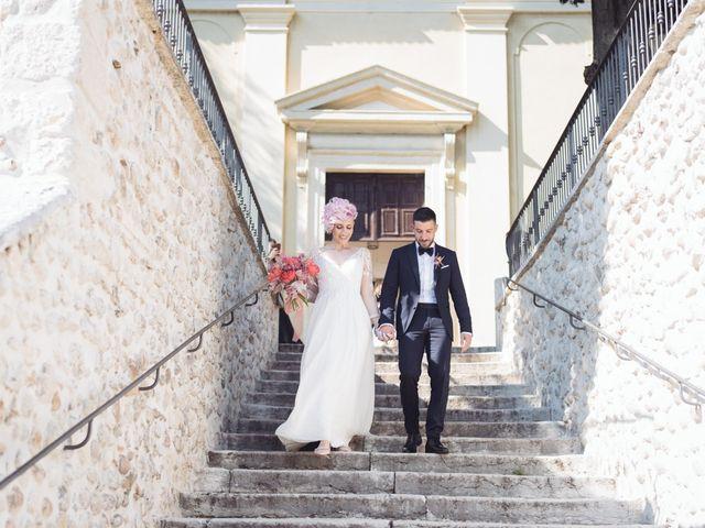 Il matrimonio di Andrea e Athena a Lazise, Verona 68