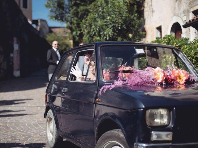 Il matrimonio di Andrea e Athena a Lazise, Verona 71