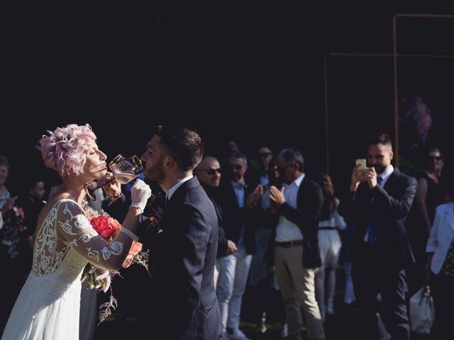 Il matrimonio di Andrea e Athena a Lazise, Verona 75