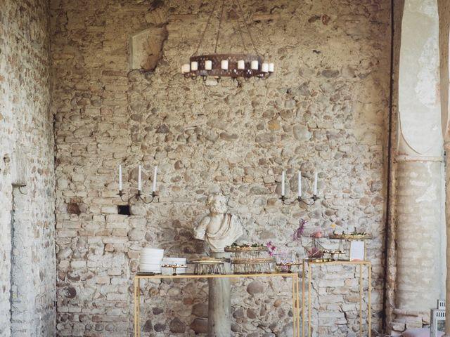 Il matrimonio di Andrea e Athena a Lazise, Verona 78