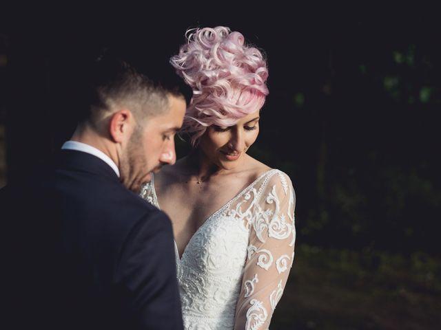 Il matrimonio di Andrea e Athena a Lazise, Verona 86