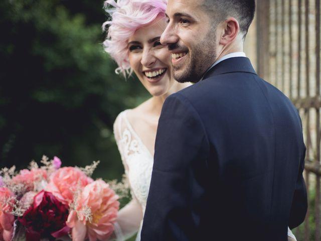 Il matrimonio di Andrea e Athena a Lazise, Verona 100