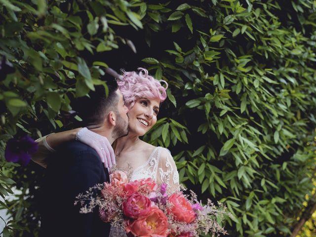 Il matrimonio di Andrea e Athena a Lazise, Verona 107