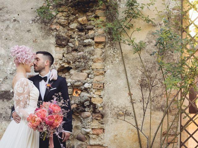 Il matrimonio di Andrea e Athena a Lazise, Verona 108