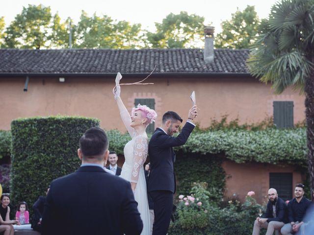 Il matrimonio di Andrea e Athena a Lazise, Verona 114