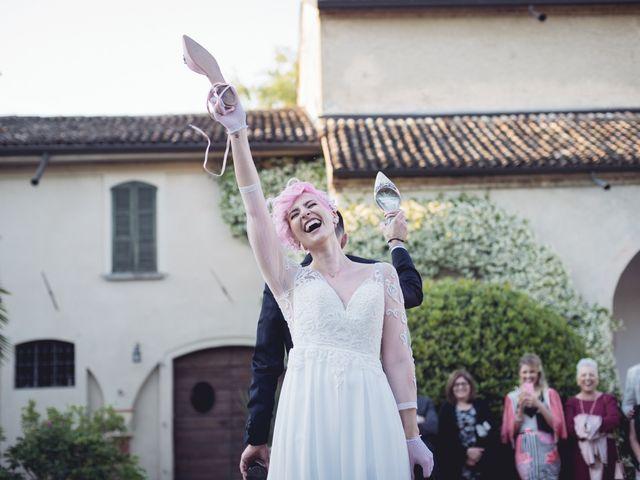 Il matrimonio di Andrea e Athena a Lazise, Verona 115