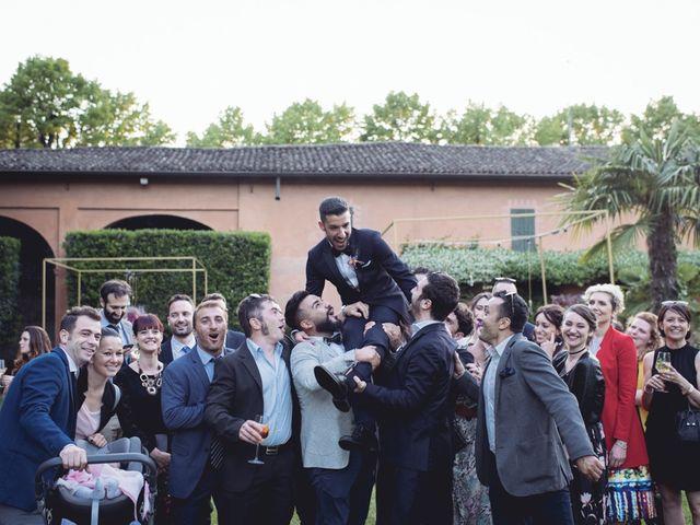 Il matrimonio di Andrea e Athena a Lazise, Verona 118