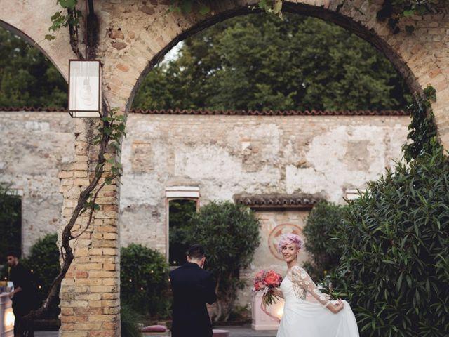 Il matrimonio di Andrea e Athena a Lazise, Verona 123