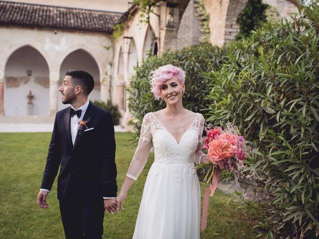 Il matrimonio di Andrea e Athena a Lazise, Verona 124