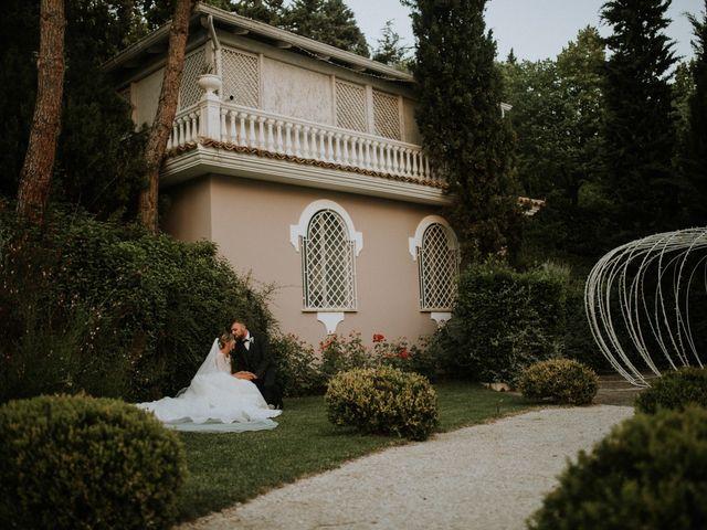 Il matrimonio di Dante e Potenza a Villanova del Battista, Avellino 34