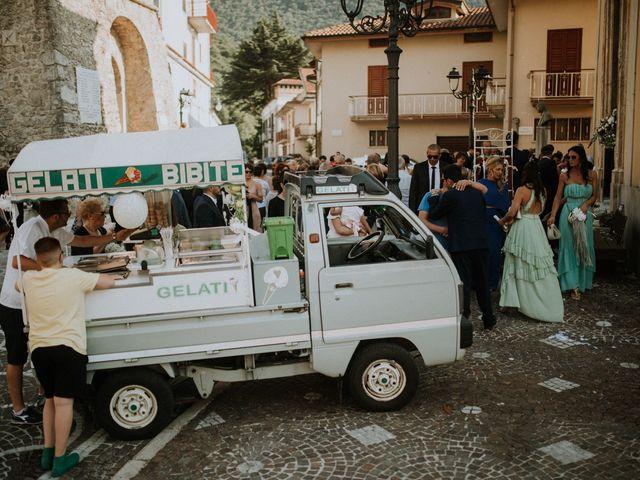 Il matrimonio di Dante e Potenza a Villanova del Battista, Avellino 40