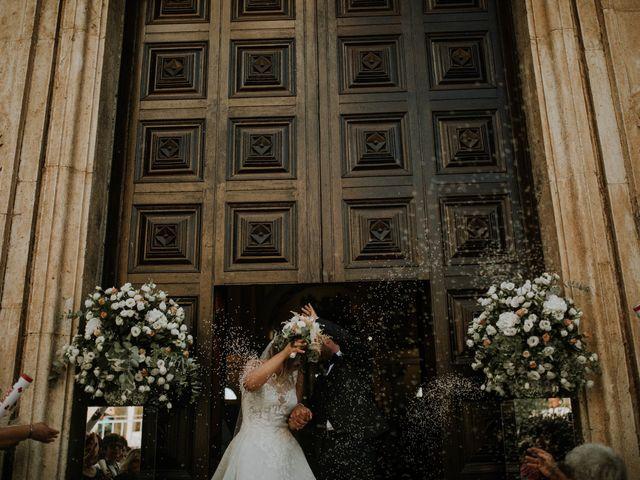 Il matrimonio di Dante e Potenza a Villanova del Battista, Avellino 43