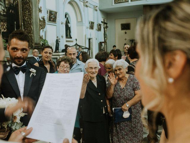 Il matrimonio di Dante e Potenza a Villanova del Battista, Avellino 47