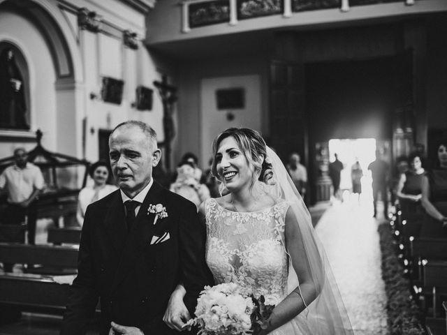 Il matrimonio di Dante e Potenza a Villanova del Battista, Avellino 51