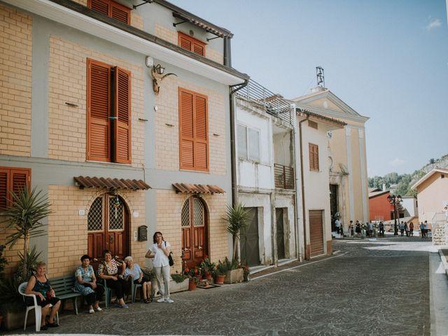 Il matrimonio di Dante e Potenza a Villanova del Battista, Avellino 54