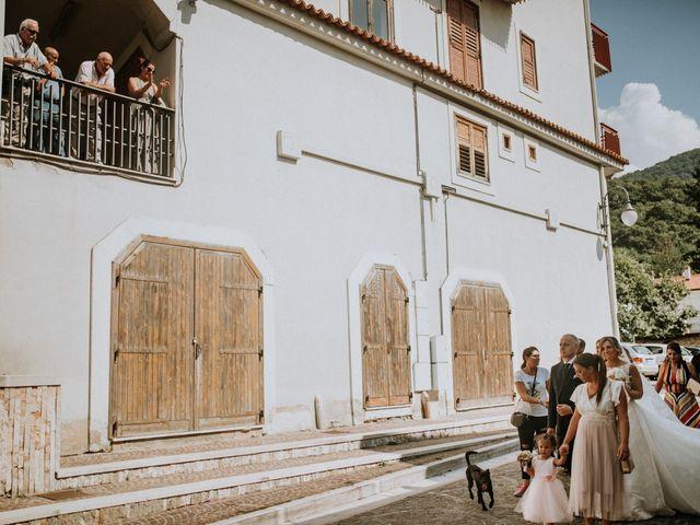 Il matrimonio di Dante e Potenza a Villanova del Battista, Avellino 55
