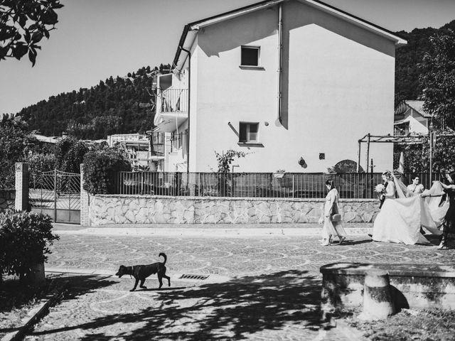 Il matrimonio di Dante e Potenza a Villanova del Battista, Avellino 58