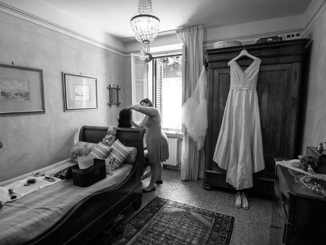 Il matrimonio di Matteo e Paola a Lucca, Lucca 2