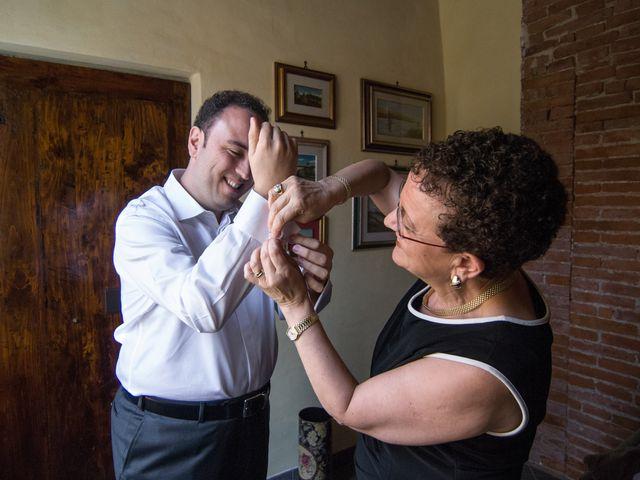 Il matrimonio di Matteo e Paola a Lucca, Lucca 8