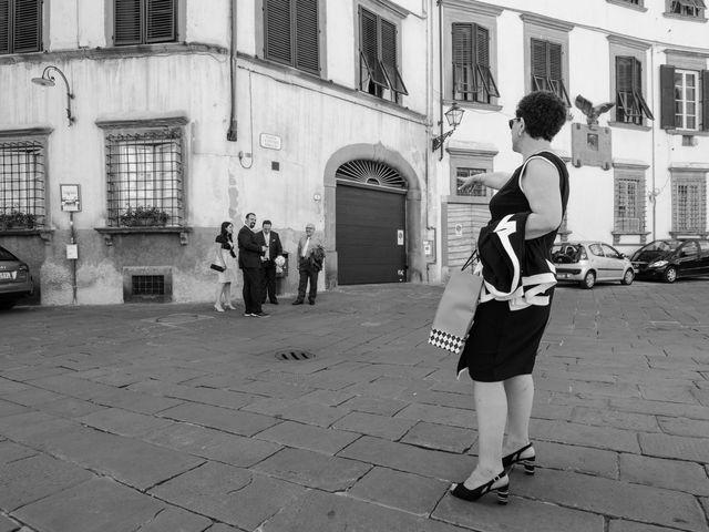 Il matrimonio di Matteo e Paola a Lucca, Lucca 14