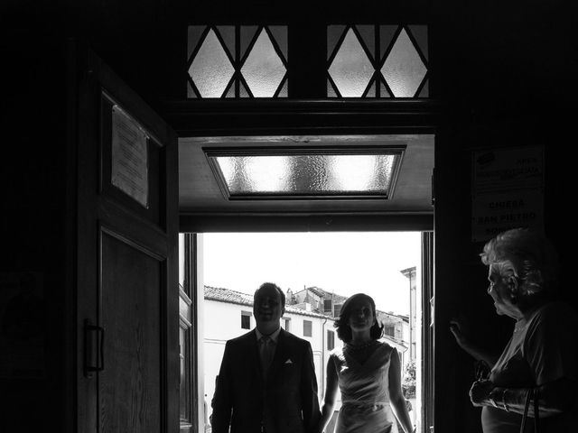 Il matrimonio di Matteo e Paola a Lucca, Lucca 18