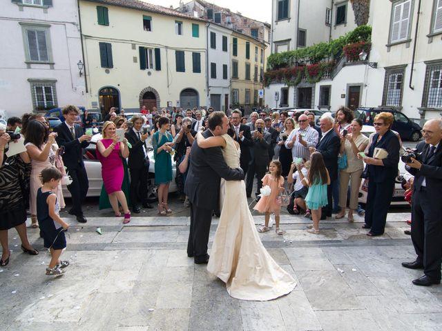 Il matrimonio di Matteo e Paola a Lucca, Lucca 29