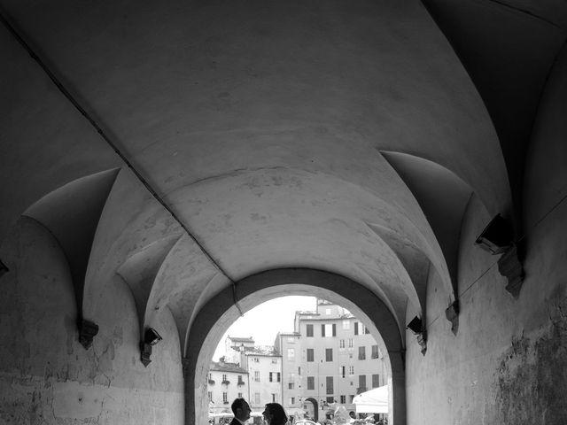 Il matrimonio di Matteo e Paola a Lucca, Lucca 36