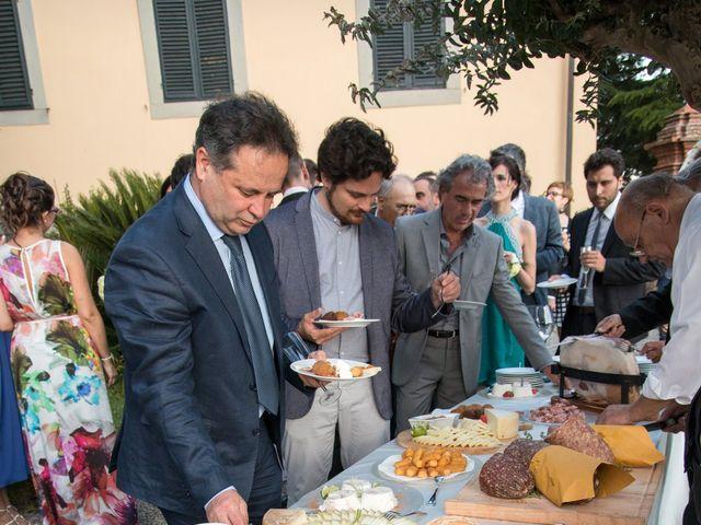 Il matrimonio di Matteo e Paola a Lucca, Lucca 38