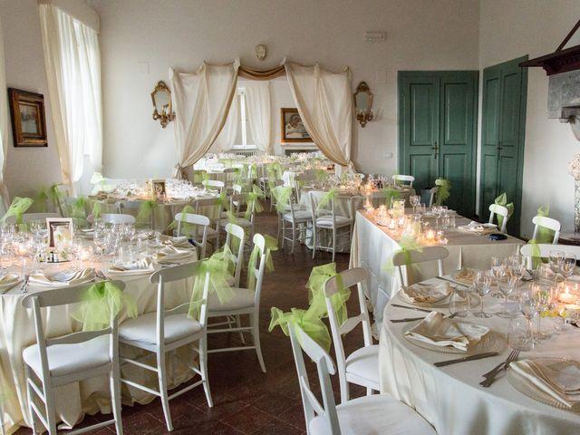 Il matrimonio di Matteo e Paola a Lucca, Lucca 40