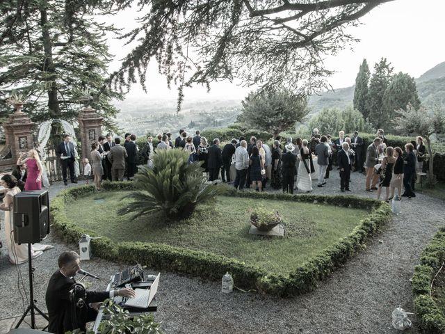 Il matrimonio di Matteo e Paola a Lucca, Lucca 41
