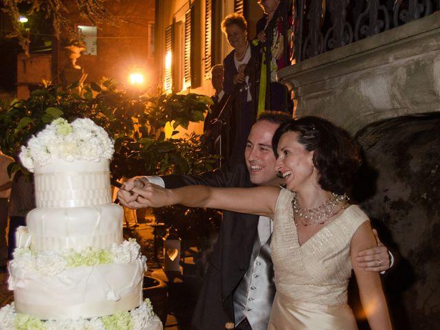 Il matrimonio di Matteo e Paola a Lucca, Lucca 46