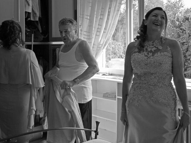 Il matrimonio di Ivan e Monica a Cogliate, Monza e Brianza 11