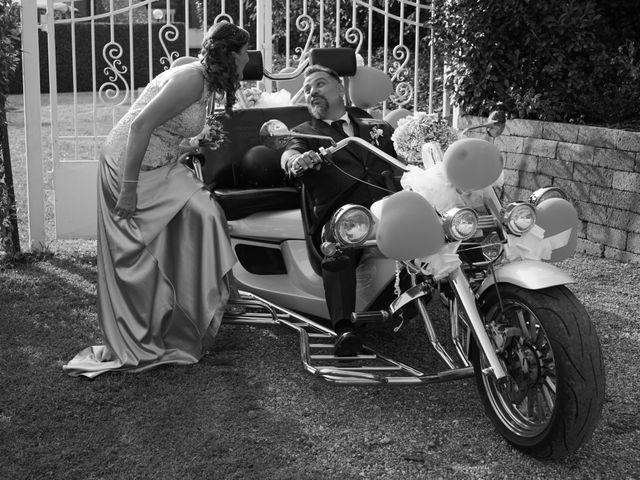 Le nozze di Monica e Ivan