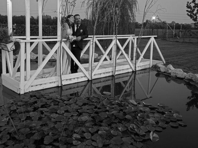 Il matrimonio di Ivan e Monica a Cogliate, Monza e Brianza 17