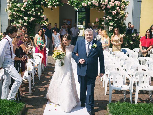 Il matrimonio di Roberto e Monica a Finale Emilia, Modena 18