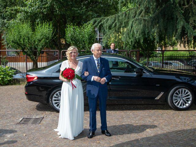 Il matrimonio di Paolo e Anna a San Donato Milanese, Milano 4