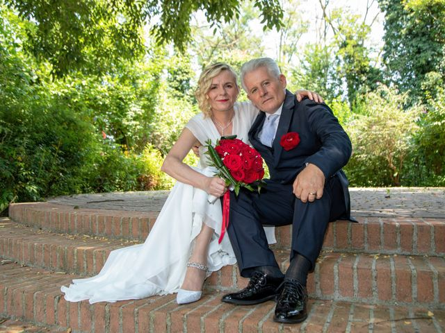 Il matrimonio di Paolo e Anna a San Donato Milanese, Milano 8