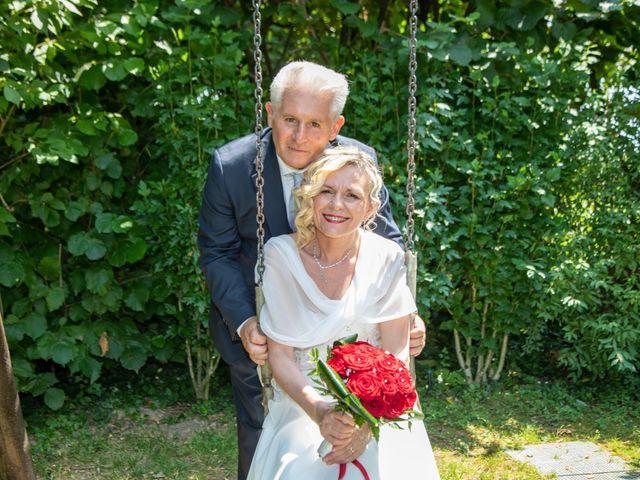 Il matrimonio di Paolo e Anna a San Donato Milanese, Milano 9