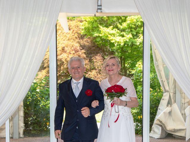 Il matrimonio di Paolo e Anna a San Donato Milanese, Milano 10