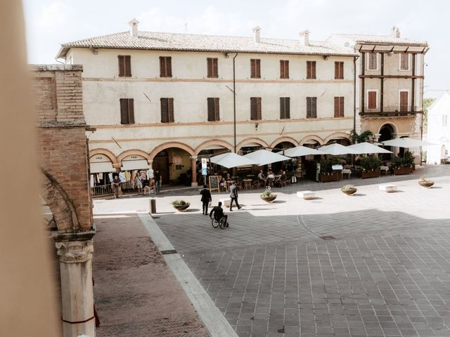 Il matrimonio di Giorgio e Giulia a Montefalco, Perugia 17